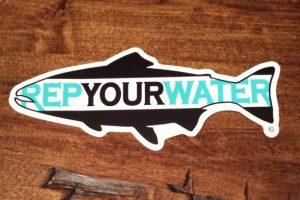 Rep Sticker