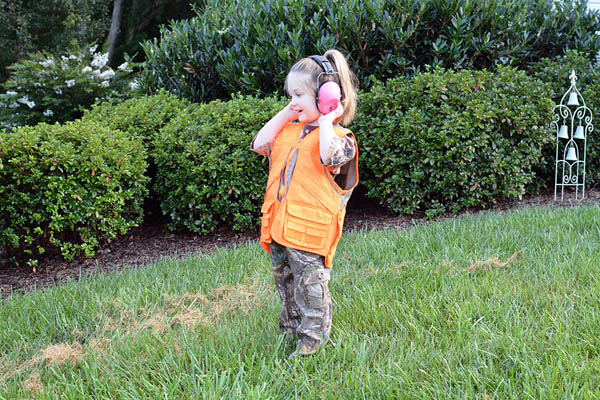 Teach Them Young Hunting Clothes 1