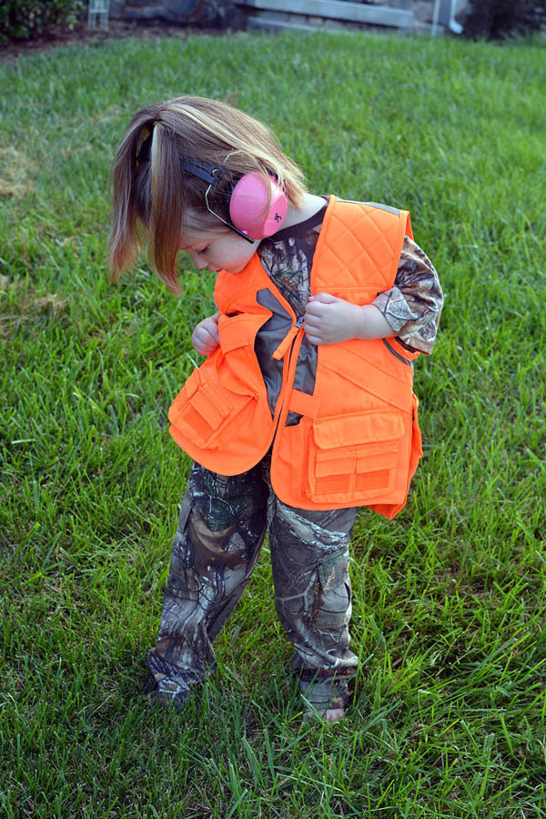 Teach Them Young Hunting Clothes 2