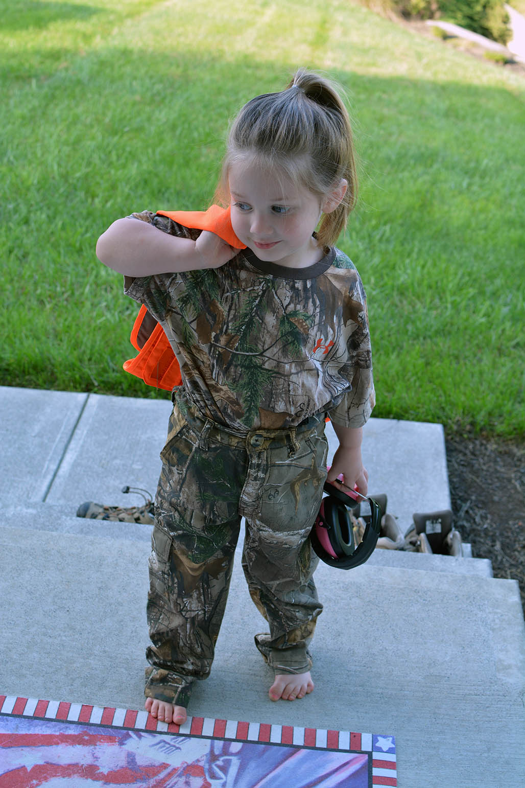 Teach Them Young Hunting Clothes 3