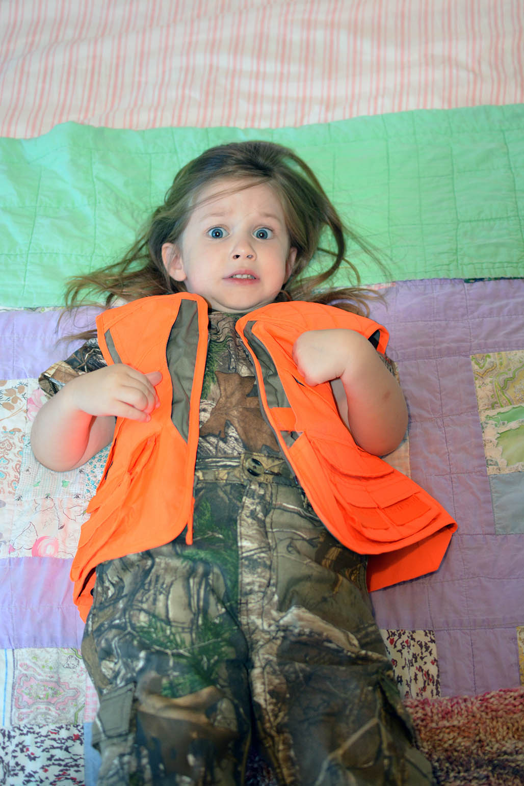 Teach Them Young Hunting Clothes 4