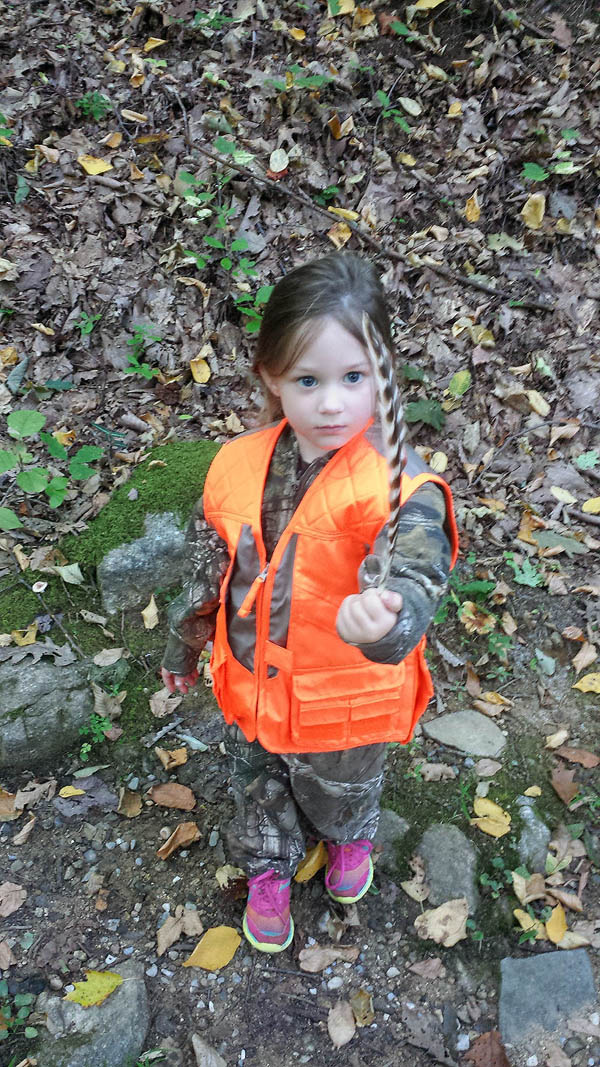 Teach Them Young Scouting 3