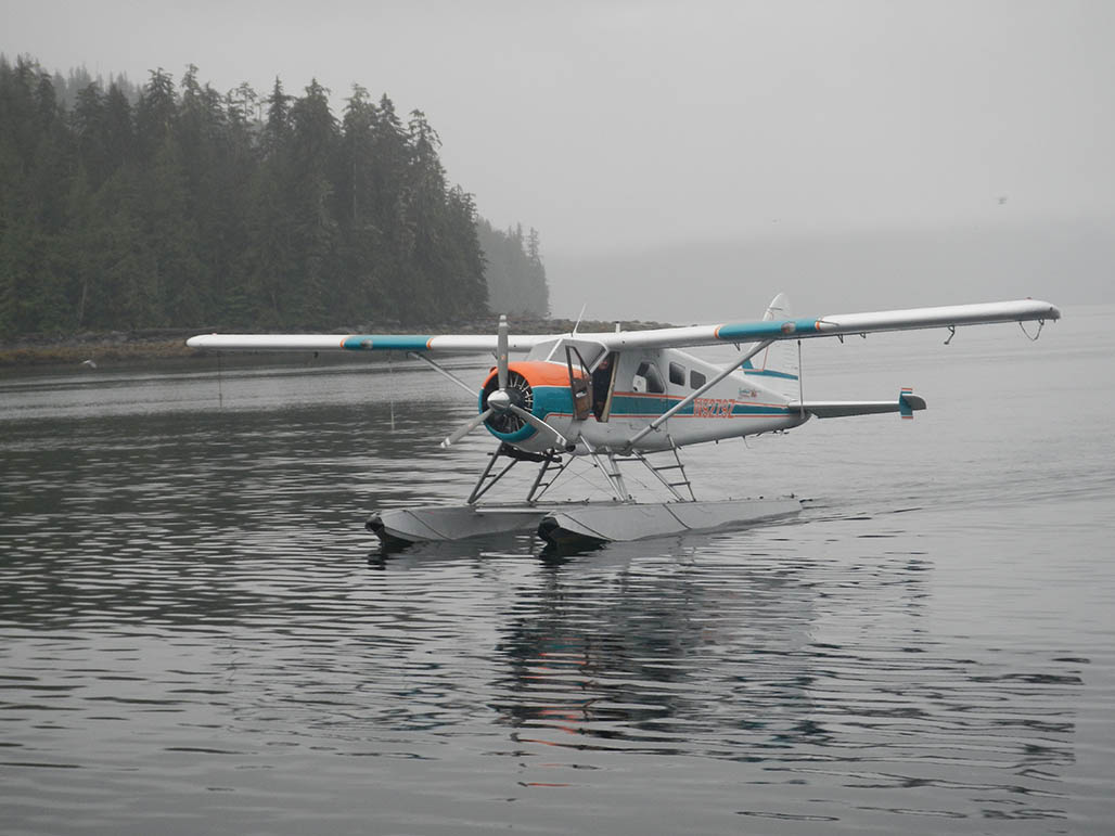 ealing Towers Day 5 Float Plane 1