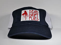 DDF Hat Blue