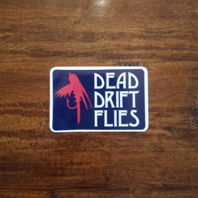DDF Logo Sticker