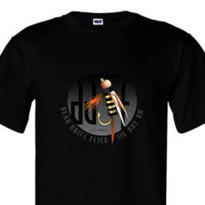 DDF Logo Men's Black Tee