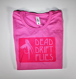 DDF Women's Pink Fitted Tee