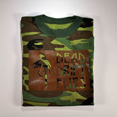 DDF Logo Youth Camo Tee