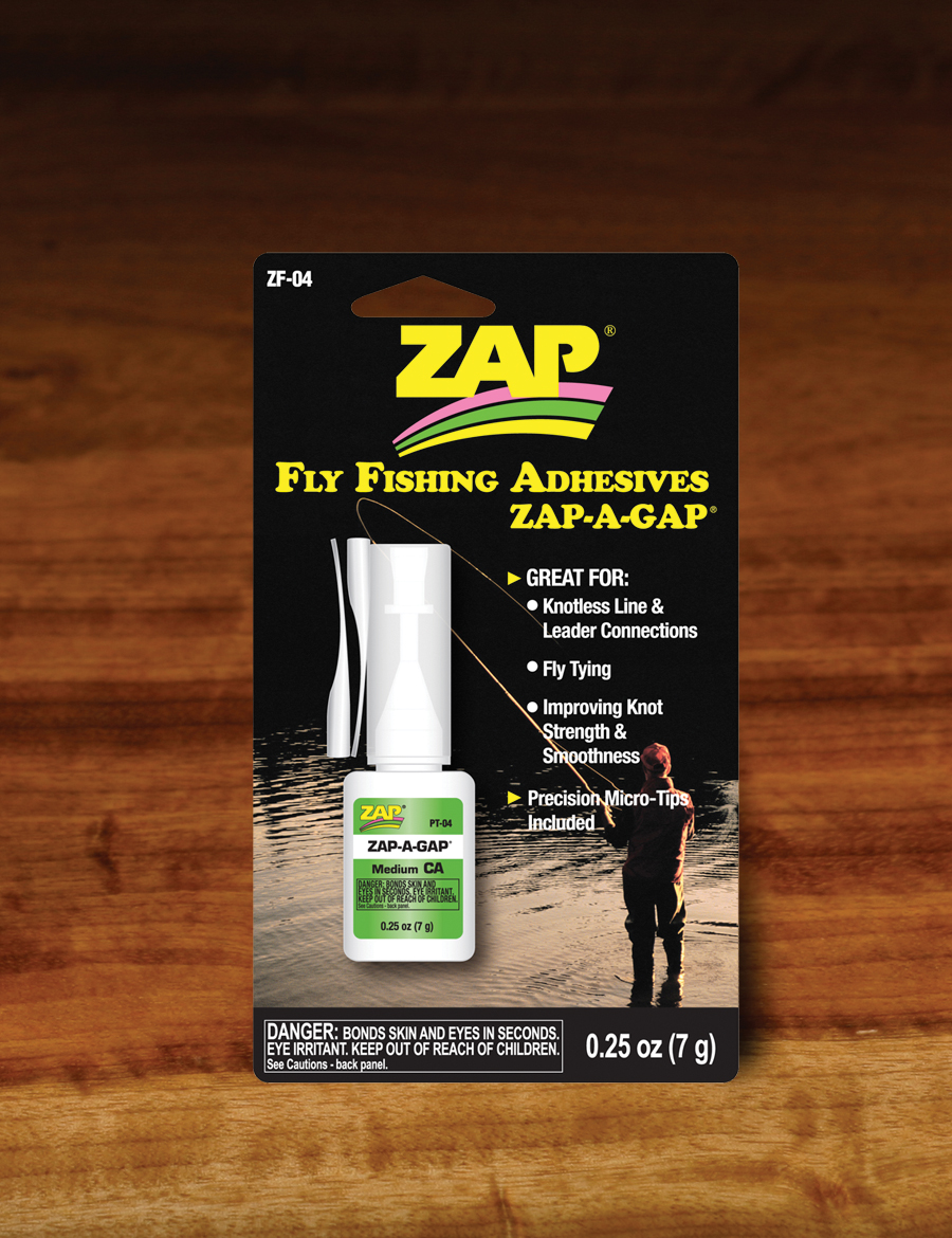 Fly Fishing Zap-A-Gap